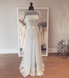 Taking 'something blue' to the next level. Ice cool Theresa & blue slip by @shehurina available now at The Wild Heart  #coolbridesonly #somethingblue #bohobride #kentbride #londonbride #kentweddingboutique #2016bride #2017bride #love #igers