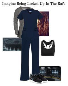 Imagine by gone-girl on Polyvore featuring polyvore fashion style NIKE clothing imagine marvel marvelimagine
