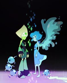 If anyone else is so mad at Garnet for breaking the portal Peridot cam  through- KNOW I AM RIGHT HERE WITH YA BUDDY.