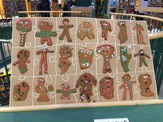 pepparkaksbygge pepparkaksgubbar Gingerbread