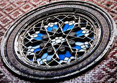 Stained Glass by Dani Jurescu on Flickr (via 1865 Jewish Synagogue in Timisoara, Romania | Jewish - Israel - Hebrew)
