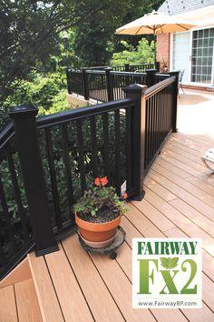 Porch and Deck Raili