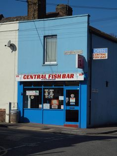 Fish and Chips shop Gillingham