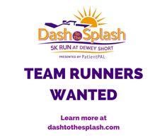 Team Runners Wanted! #dash15 #5k #race #branson