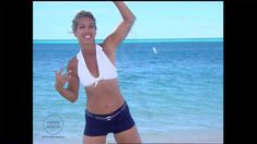 Throwback Thursday from Turks and Caicos with Denise Austin