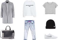 Look # 160: Melange Grey