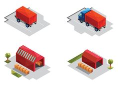 """Illustrations for the business game """"Sigma industrial"""""""