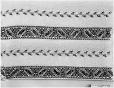 Ensemble | Romanian | The Metropolitan Museum of Art Tiny Star, Folk Embroidery, Metropolitan Museum, Elsa, Tapestry, Traditional, Wool, Bulgarian, Ethnic