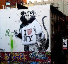 Arte das ruas