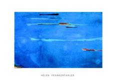 Ocean-Drive-West-No-1-1974-HELEN FRANKENTHALER