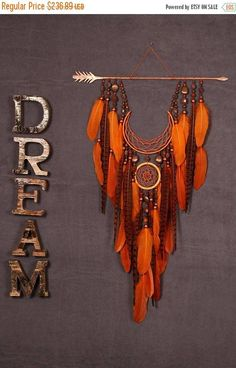 ❘❘❙❙❚❚ ON SALE ❚❚❙❙❘❘ Arrow Dreamcatcher Moon Dreamcatcher Orange dreamcatcher sun dreamcatcher copper dream catchers native american Indian talisman boho decor Aventurine called the stone of love, it protects this feeling ******************************************************************************* Healing properties For medical purposes, aventurine is worn on the wrist or on the neck in the form of beads. It is believed that it helps cope with allergies, bronchitis, cardiovascular…