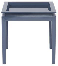 Vanguard Furniture: K115E-DL Ramy Side Table