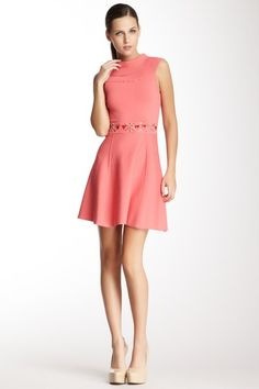Wow Couture Embellished Waist Turtleneck Dress by End Of Summer Staples on @HauteLook