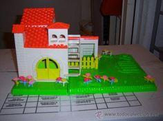 Y Gran Grande Pon Casa Lote De Pinyponjuguetes Pin Años 80 Famosa mN08wn