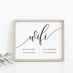 Online Templates, Sign Templates, Wifi Password Printable, Custom Wine Labels, As You Like, Creations, Place Card Holders, Lettering, Cricut