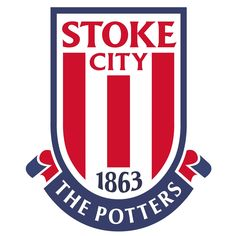 Stoke City Football Club Logo [EPS] Vector EPS Free Download, Logo ...