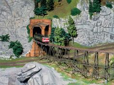we supplied the biggest Layout in the world, Miniaturwunderland Hamburg with our HO Scale Figures in the past http://www.modelleisenbahn-figuren.com