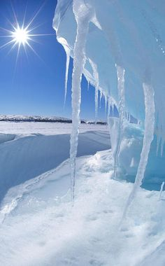 Melting Arctic Ice   - Explore the World with Travel Nerd Nici, one Country at a Time. http://TravelNerdNici.com