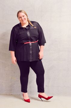 Aussie Curves: Spike {She Wore What} #plus #size #outfit #fashion #blog #17Sundays #ASOS #TargetAus #gifted