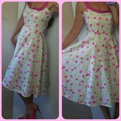 Striking pretty #dress I #sewed   #sewinglessons #sewing #learntosew #creativedesign #dressmaker #seamstress   Customsewingbyjune.com