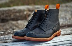 Tricker's x The Brooklyn Circus Winter 2011 Brogue Boots