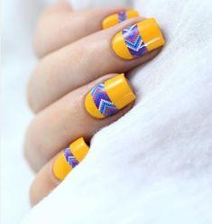 Trendy gel nail 2018 – best Instagram nail art