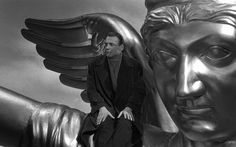 Given its central characters, Wings of Desire is an exceptionally watchful film, both clinical and voyeuristic.