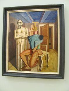 Giorgio de Chirico – the magic of modern art - Thomas Michel Contemporary Art Modern Art, Contemporary Art, Pompidou Paris, Art Thomas, Surrealism, Presents, Magic, Centre, Paintings
