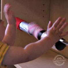 Baby Games: Make a Baby Play Station! - Kids Activities Blog