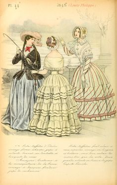Victorian period I truthfully want we may nonetheless costume like this, maybe minus the corsets how Victorian Era Fashion, Victorian Gown, 1800s Fashion, Victorian Costume, Vintage Fashion, Victorian Hats, Medieval Fashion, Fashion Women, Women's Fashion