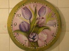 Relógio de parede...