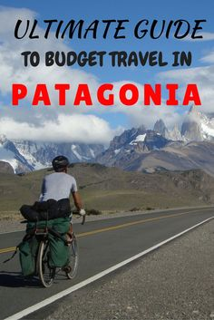 The Ulimate Guide to Budget Travel in Patagonia. Patagonia is on a lot of people's bucketlist but some think it is too expensive. This guide will help you enjoy your travels without money worries. #budgettravel #southamerica #patagonia