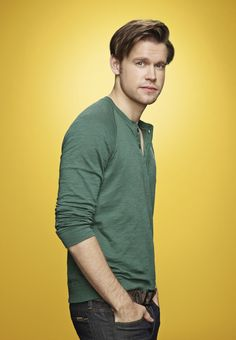 Chord Overstreet's Glee Season 6 Promo Shoot