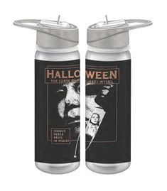 Halloween 16 oz. UV Double-Wall Tritan™ Water Bottle by Vandor Water Bottle, Halloween, Wall, Water Bottles, Spooky Halloween