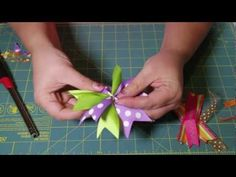 How To Make A Layered Spike Bow