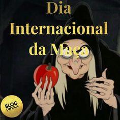 Dia Internacional da Maça