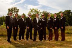 Formal groomsmen. Copyright Photographics Solution 2013