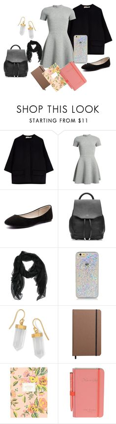 """""""For school"""" by christina29-2 ❤ liked on Polyvore featuring Marni, Superdry, Verali, rag & bone, BillyTheTree, Shinola, Rifle Paper Co, Wild & Wolf, BackToSchool and school"""