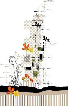 Textile Prints, Floral Prints, Wall Design, Print Design, Textile Pattern Design, Fancy Suit, Digital Texture, Creative Embroidery, Paper Wallpaper