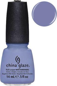 China Glaze Nail Polish Lacquer FADE INTO HUE -.5oz 81189 #ChinaGlaze China Glaze Nail Polish, Mani Pedi, Hue, Hair Makeup, Make Up, Lipstick, Nails, Beauty, Enamels