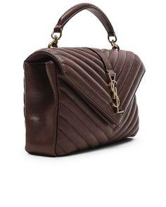 a1d01a08593 Designer Bag Saint Laurent Fashion College bag #Lifestyle #ShopStyle  #TrendToWatch #saintlaurent #