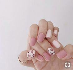 Awesome 40 Fabulous Pink Nail Art Designs Ideas That Looks Cool. Cute Nails, Pretty Nails, My Nails, Leopard Print Nails, Leopard Nail Designs, Pink Cheetah Nails, Soft Pink Nails, Leopard Nail Art, Cute Nail Art Designs