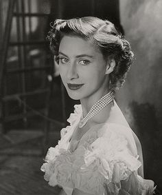 Princess Margaret photographed by Cecil Beaton in 1949