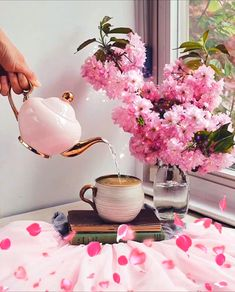 Good Morning Love Gif, Good Morning Coffee Gif, Good Morning Beautiful Flowers, Good Morning Roses, Good Morning Cards, Beautiful Love Pictures, Good Morning Wallpaper, Beautiful Rose Flowers, Good Morning Photos