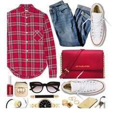 Casual in Plaid