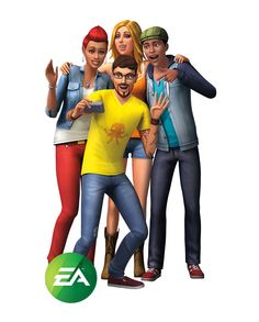 #TheSims4 Selfie