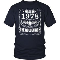 Made In 1978, The Golden Age