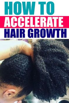 Natural Hair Growth Tips, Natural Hair Regimen, How To Grow Natural Hair, Hair Remedies For Growth, Hair Growth Oil, Natural Hair Tips, Natural Hair Styles, Relaxed Hair Growth, Natural Hair Blowout