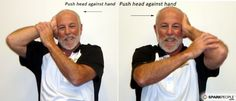 9 Great Exercises for Neck Pain   SparkPeople