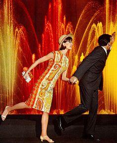 1964 Worlds Fair Fashions